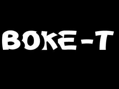 筆文字言葉ショップ BOKE-T