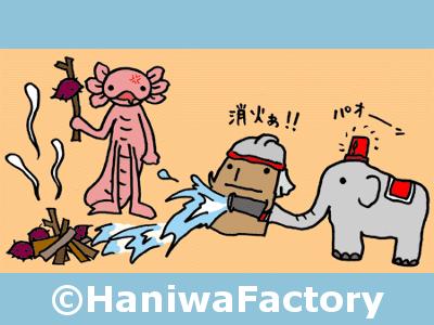 HaniwaFactory購買部
