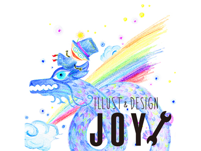 ILLUST&DESIGN JOY