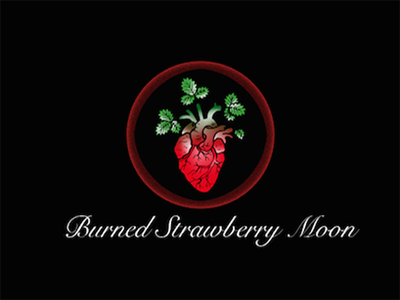 Burned Strawberry Moon
