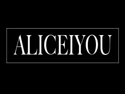 ALICEIYOU