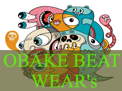 obake beat wear's