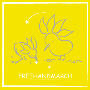 FREEHANDMARCH