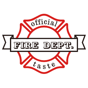 FIRE DEPT. official taste