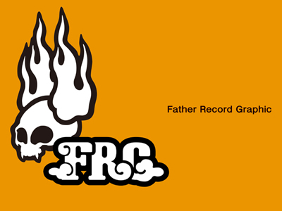 Father Record Graphic
