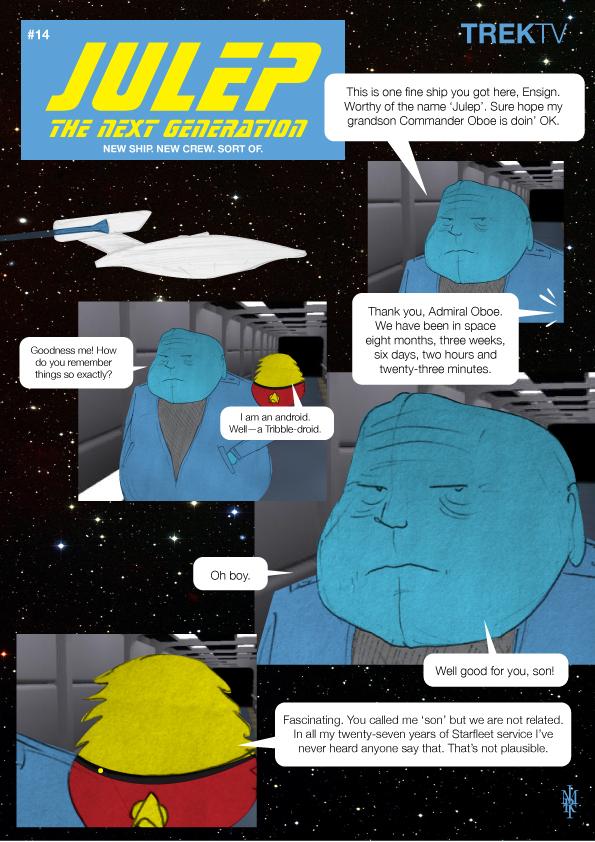 Julep comic #14