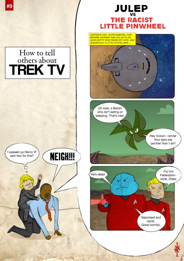 Julep cartoon #9