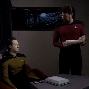 "Trek TV Episode 129 - Star Trek: The Next Generation S02E09 - ""The Measure Of A Man"""