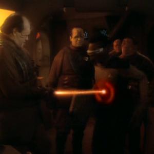 "Trek TV Episode 137 - Star Trek: The Next Generation S02E17 - ""Samaritan Snare"""