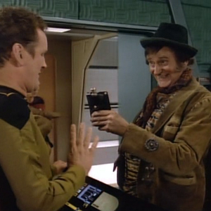 "Trek TV Episode 138 - Star Trek: The Next Generation S02E18 - ""Up The Long Ladder"""