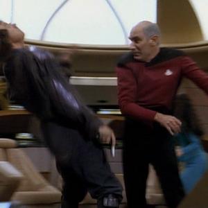 "Trek TV Episode 155 - Star Trek: The Next Generation S03E12 - ""The High Ground"""