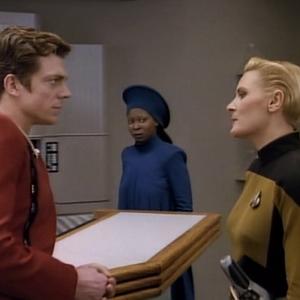"""Trek TV Episode 158 - Star Trek: The Next Generation S03E15 - """"Yesterday's Enterprise"""""""