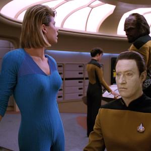 "Trek TV Episode 175 - Star Trek: The Next Generation S04E06 - ""Legacy"""