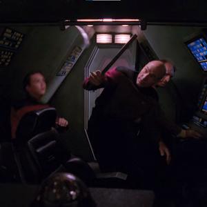 "Trek TV Episode 178 - Star Trek: The Next Generation S04E09 - ""Final Mission"""