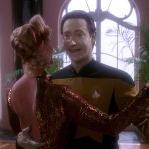 """Trek TV Episode 180 - Star Trek: The Next Generation S04E11 - """"Data's Day"""""""