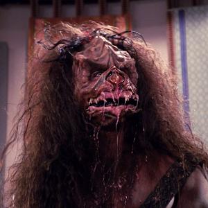 Voted Grossest Wettest Klingon Demon 30 Millenia in a Row!