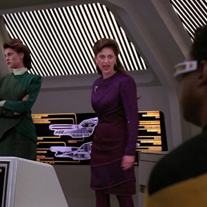 "Trek TV Episode 185 - Star Trek: The Next Generation S04E16 - ""Galaxy's Child"""