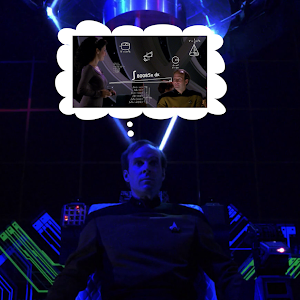 "Trek TV Episode 188 - Star Trek: The Next Generation S04E19 - ""The Nth Degree"""