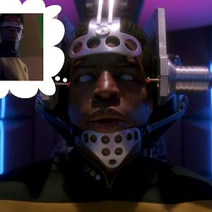 "Trek TV Episode 193 - Star Trek: The Next Generation S04E24 - ""The Mind's Eye"""