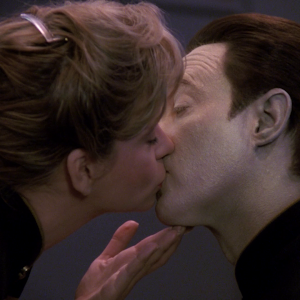 "Trek TV Episode 194 - Star Trek: The Next Generation S04E25 - ""In Theory"""