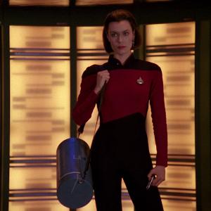 """Trek TV Episode 198 - Star Trek: The Next Generation S05E03 - """"Ensign Ro"""""""