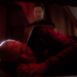 """Trek TV Episode 202 - Star Trek: The Next Generation S05E07 - """"Unification I"""""""