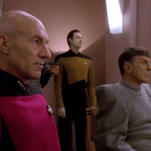 "Trek TV Episode 203 - Star Trek: The Next Generation S05E08 - ""Unification II"""