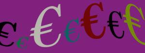 eurot toimeentulo kuvituskuva
