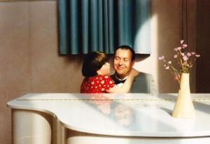 Kari ja Anna Suosalmi vuonna 1997.