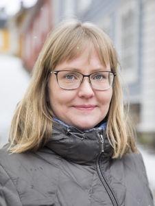 """""""Vuorovaikutusta voi jokainen oppia"""", sanoo Sonja Miettinen."""