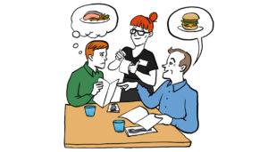 Kansalainen ravintolassa