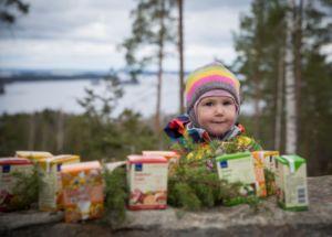 Luonto kuuluu kaikille lapsille