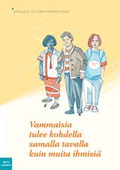 YK:n vammaisten ihmisten oikeuksia koskeva yleissopimus