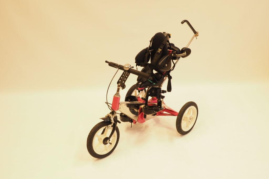 Tiger Trike -pyörän esittelykuva