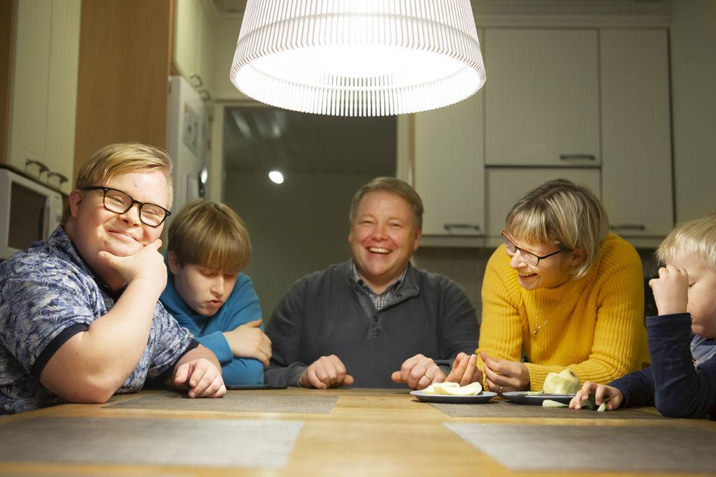 Perhe Korpinen