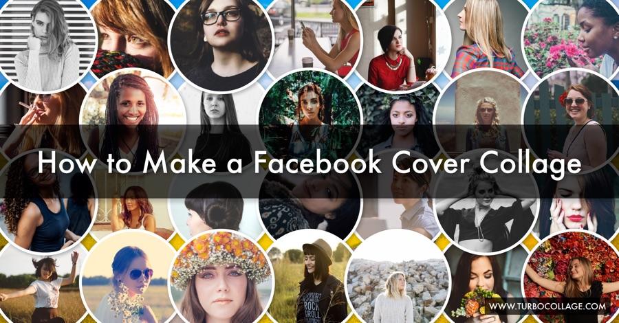 Make Facebook Cover Collage