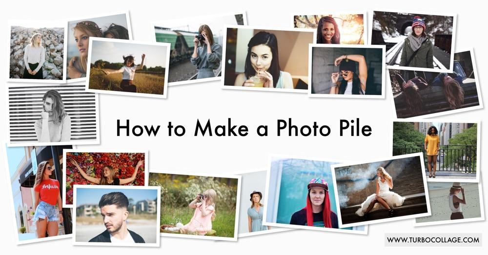Make Photo Pile