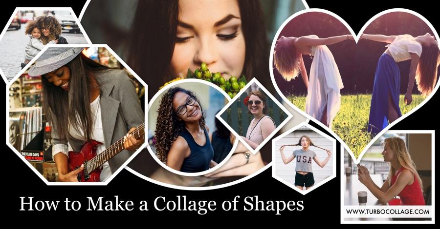 Make Shape Collage