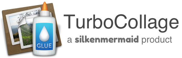 turbocollage - a silkenmermaid product