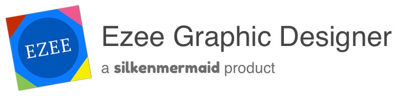 Ezee Graphic Designer - a silkenmermaid software product
