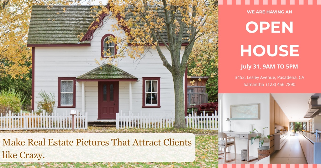 Make Real Estate Pictures