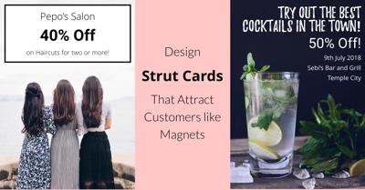 Make Strut Cards
