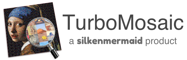 turbomosaic - a silkenmermaid product