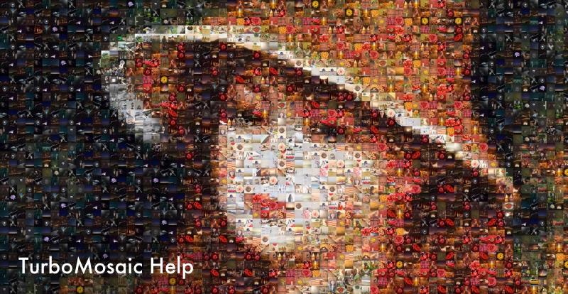 photo mosaic help