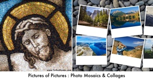 Make Pictures of Pictures : Photo Mosaics & Collages