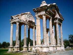 Temple of Aphrodite in Aphrodisias