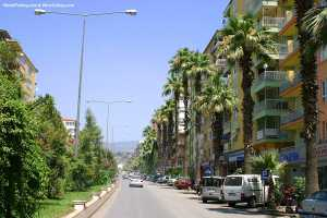 Aydin is a warm Aegean city