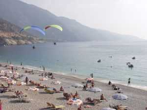 Turkey, covered with seas on three sides, has many beaches to choose from
