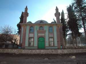 19th century mosque in Sogut, Bilecik