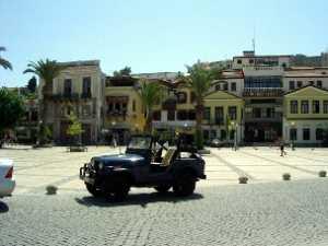 Cesme is a lovely Aegean coastal town